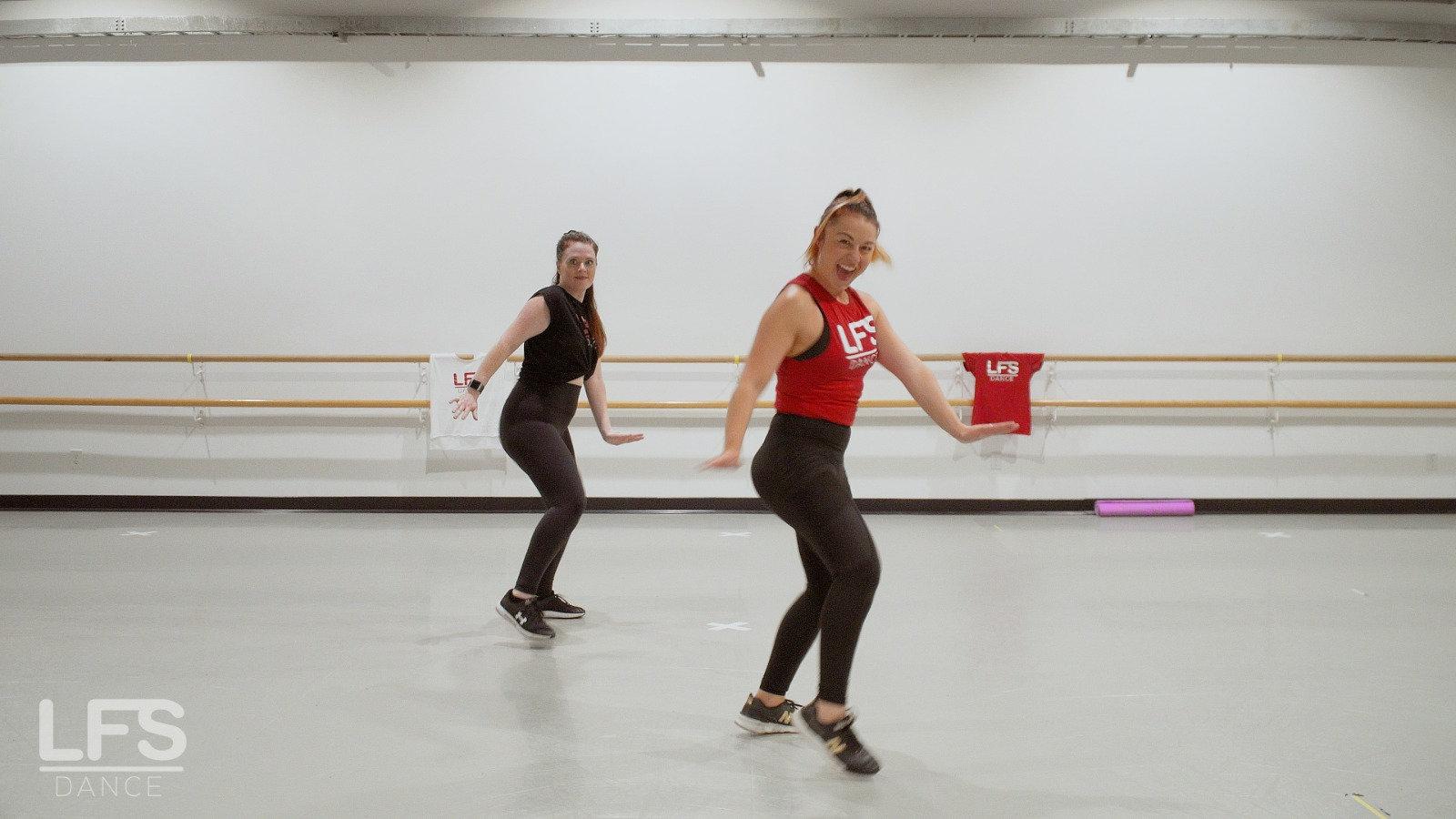 Dance Fit, August 28, In Studio