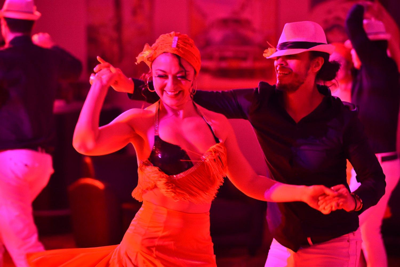 One Night In Havana Fundraiser event