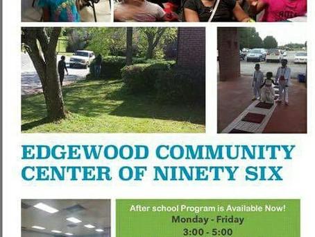 Afterschool Program Available