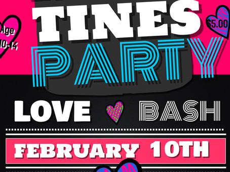 Valentine's Day Dance Feb 10, 2017