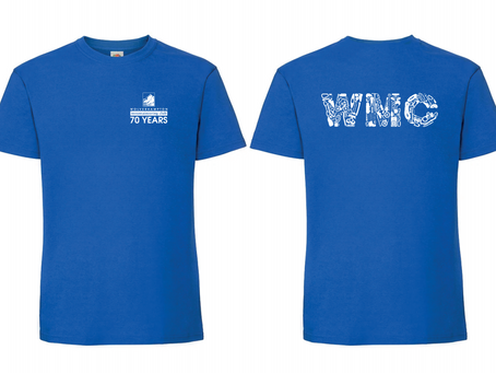 WMC T-shirts now available to order