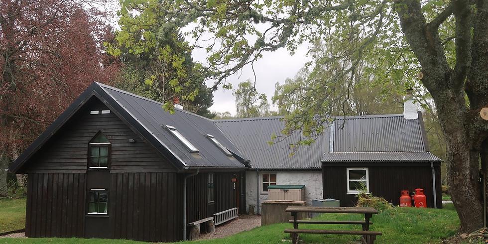 Milehouse Hut Winter Meet