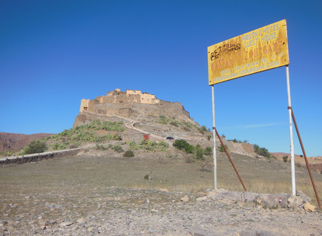 Rock the Kasbah: Climbing in Morocco