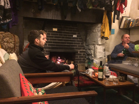 February Hut Meet