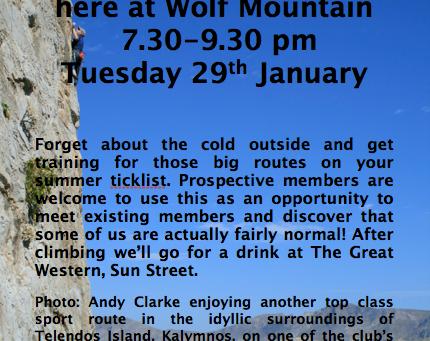 WMC at Wolf Mountain