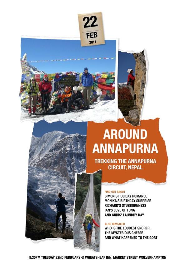 WMC Annapurna Circuit flyer