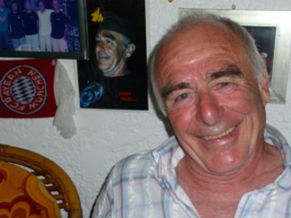 John 'Jonny Roger' Martin