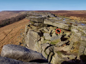 A Night On Stanage – Wild Camp