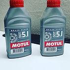 Brake Fluid For Motorsport and Street. M