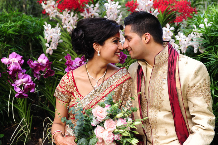 Wedding of Sonali & Kush: Colours in the sky