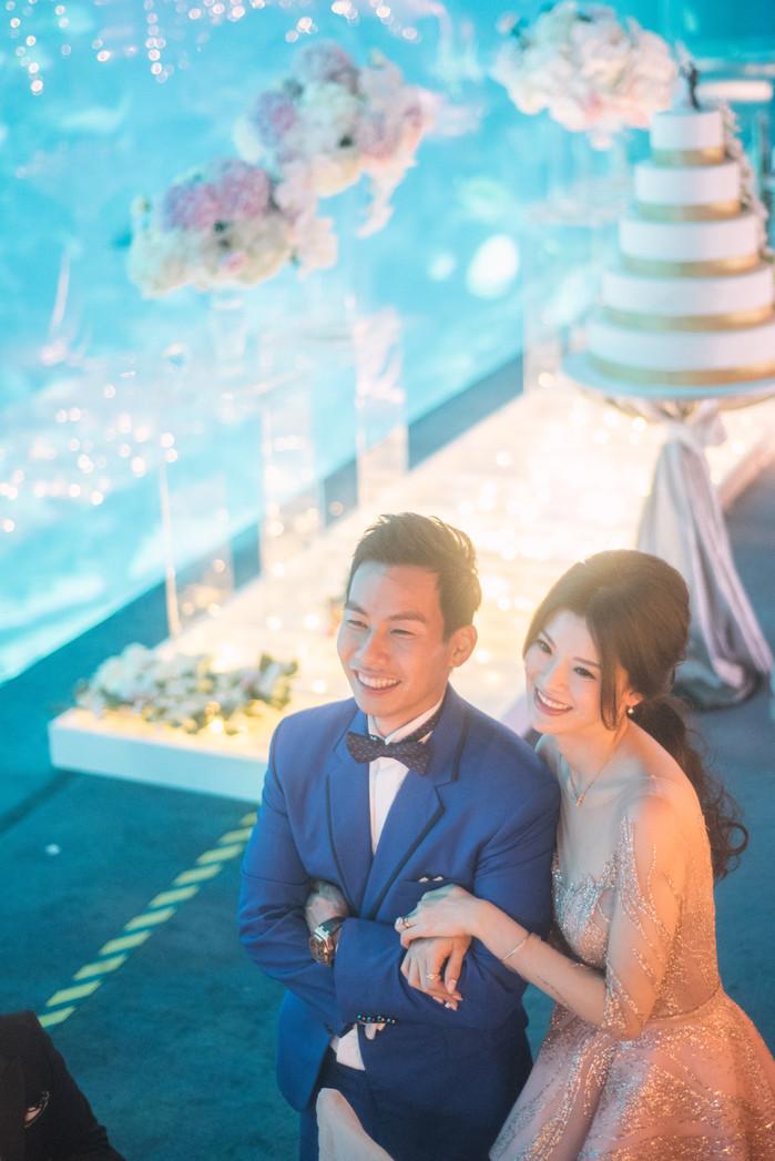Wedding of Darren and Belinda: A Blush Affair