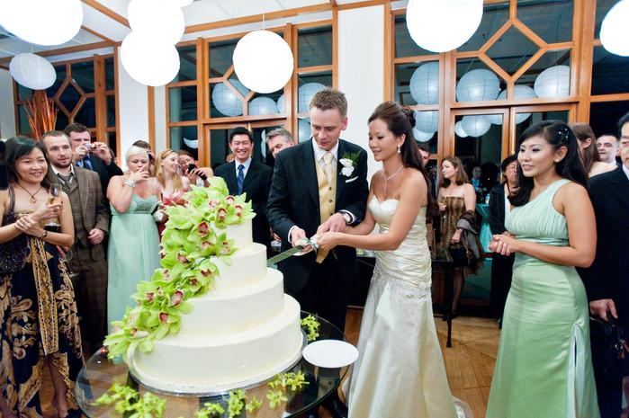 Wedding of Kristian & Melina: A Garden themed wedding