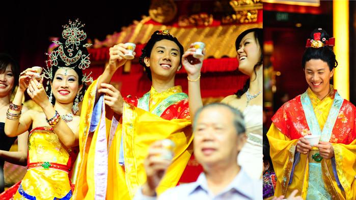 Wedding of Joseph & Jolene: Tang Dynasty