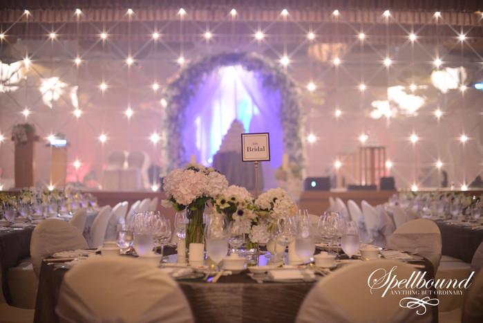 Bryan & Sherelynn: A classy wedding at Ritz Carlton