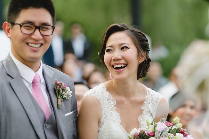 Wedding of Paul & Charissa: Profound joy