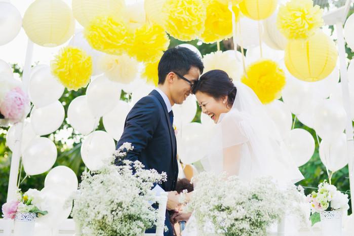Wei Siang & Shuwei: Of Sunshine and Happiness!