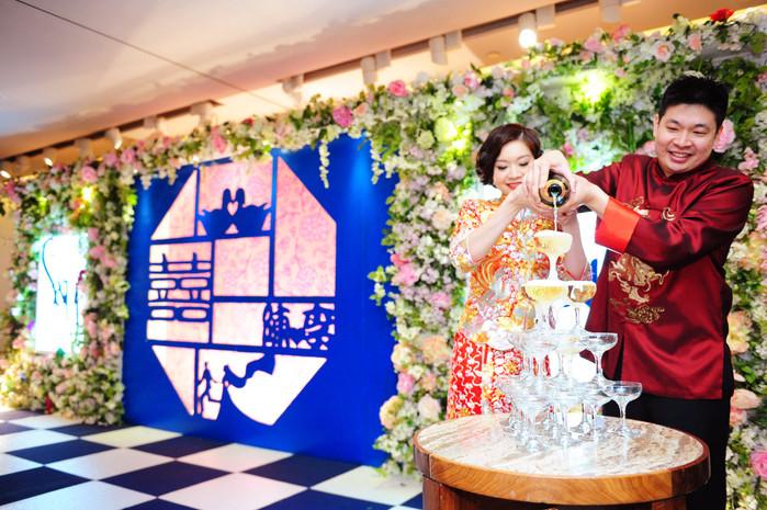 Wedding of Angela & Yuhan: An Oriental Affair