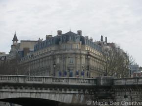 Seine River, Paris 4