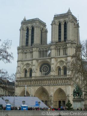 Notre Dame, Paris 2