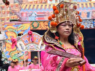 台湾最大宗教イベント「大甲鎮瀾宮媽祖巡礼」を開催