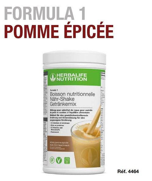 POMME ÉPICÉE Shake VEGAN FORMULA 1 550g (21 portions)
