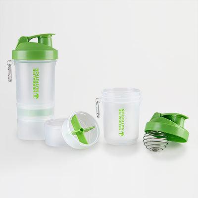 SMART Super Shaker 3 in 1 Herbalife Shaker 400 ml