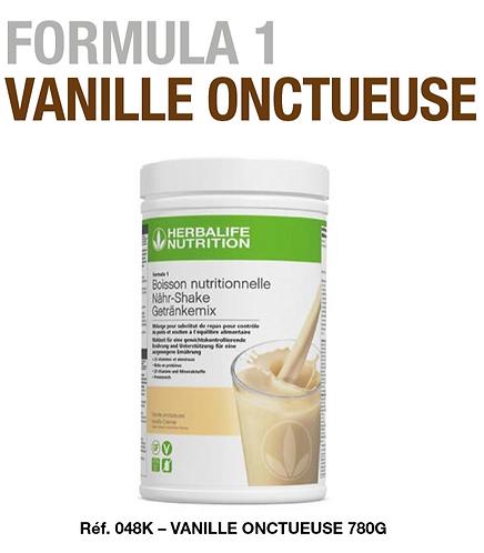 Vanille Shake Vegan FORMULA 1 780g (30 portions)