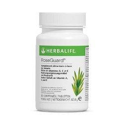RoseGuard riche en vitamine A,C et E (60 tablettes par boîte)
