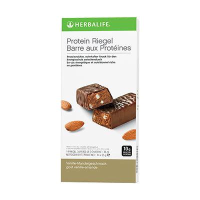 Protein Riegel SCHOKOLADE-ERDNUSS (14 Stk)