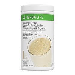 Mélange pour boisson protéinée (boîte de 588g vanille)