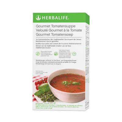 Soupe Gourmet à la tomate (21 portions)