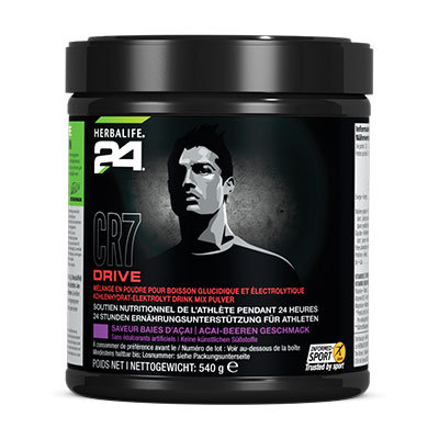 CR7 Drive (20 portions)