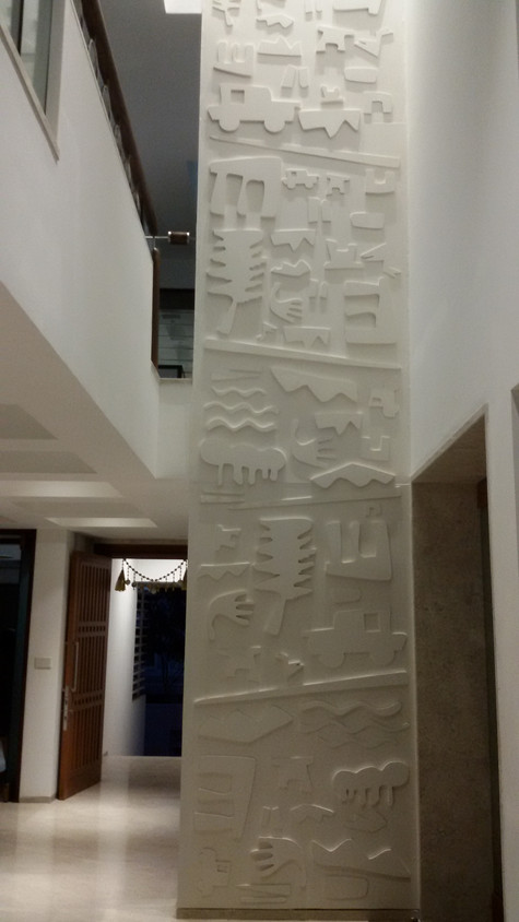 Private Residence, Pune, 2014