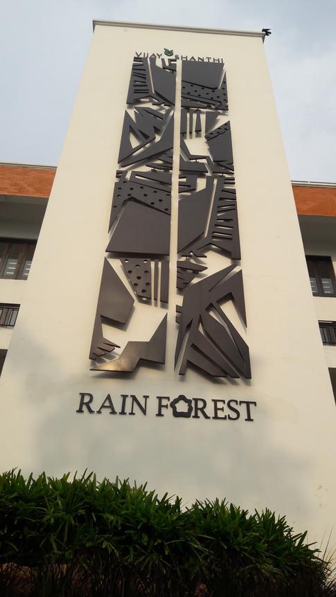 RAINFOREST, Chennai, 2014