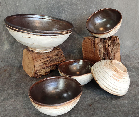 Bowl Set with Serving Bowl 2