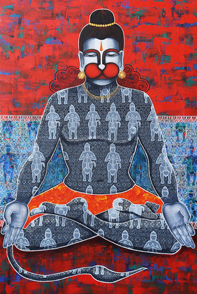 Kapeeshwar - Lord of the monkeys