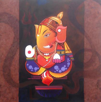 Trishul Ganesh