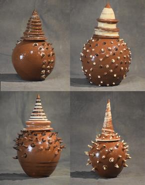 Stupas 8,9,10,11