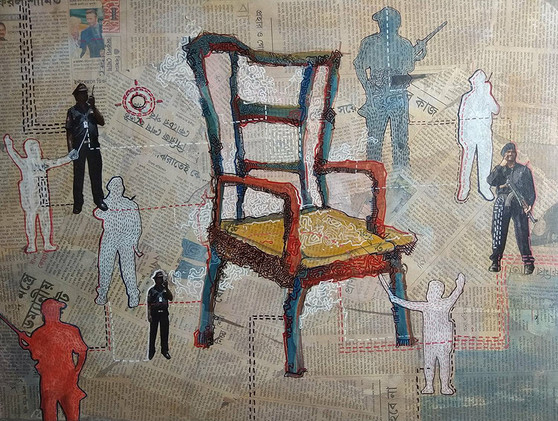 And the Empty Chair