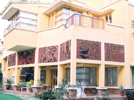 Private Residence, Pune, 2003