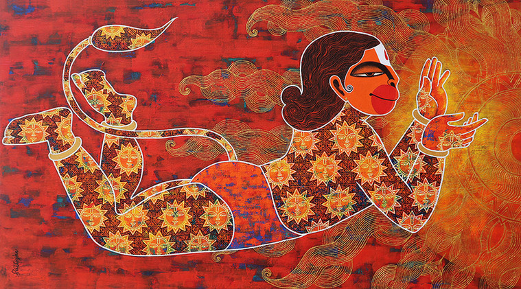 Kabalikruta - Swallower of the sun