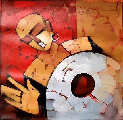 The Drummer 1