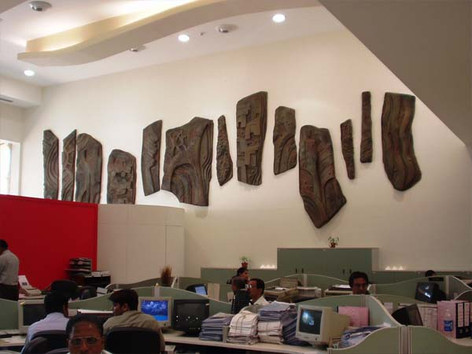 GODREJ GIL OFFICE, Mumbai 2007