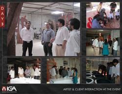 Open Studio - Bengaluru 2013