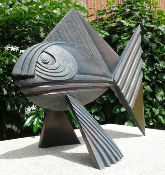 FISH,-FRP-WITH-DUCO-PAINT-(SIZE-L-880mm-B-490mm-H-740mm)-2