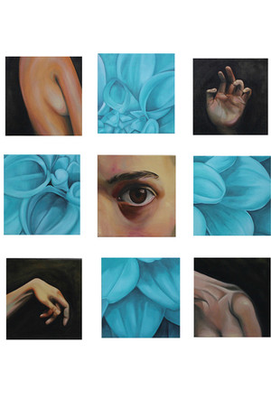Blue Intrigue