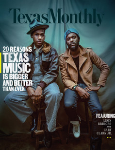 Texas Monthly Magazine
