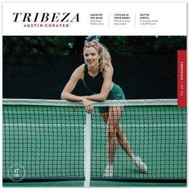 TRIBEZA Magazine
