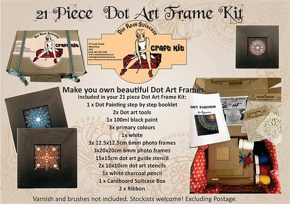 Dot Art Frame Kit