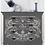 """Thumbnail: Chateau Lumiere (White) - 86 X 55cm (34x22"""") Landscape (Solid Design)"""